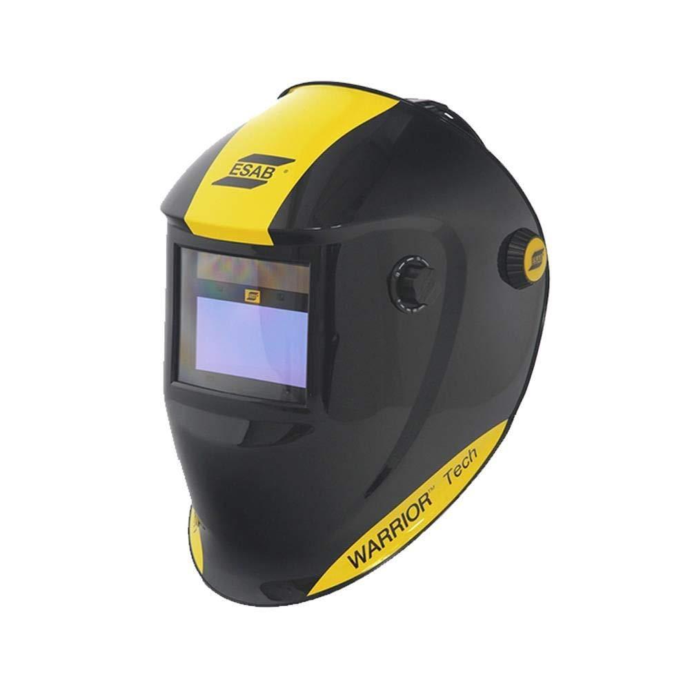 ESAB Warrior Tech Welding Helmet Black by ESAB 0700000400