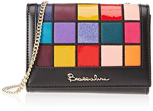 Braccialini Sofia, Borsa a Tracolla Donna, Multicolore (Multi), 4.5 x 13 x 18 cm (W x H x L)