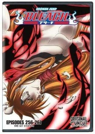Bleach Set 18 DVD