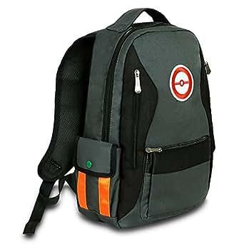 Pokemon Go Men Trainer Backpack PokeBall Bag Team Valor Instinct Mystic