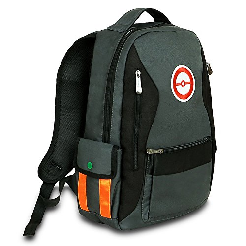 Price comparison product image Pokemon Go Men Trainer Backpack PokeBall Bag Team Valor Instinct Mystic
