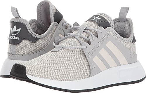 adidas Originals Boys' X_PLR J, Grey Two/Orchid Tint/White, 5.5 M US Big Kid