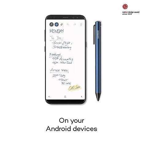 WACOM Bamboo Tip Pennino Touchscreen Blu a Punta Fine   Per Appunti Digitali  e Disegno   ad2275f85cb4f