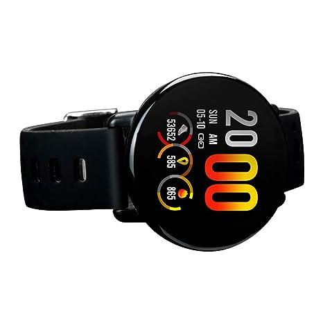 Amazon.com: Smart Watch Life Waterproof Activity Fitness ...