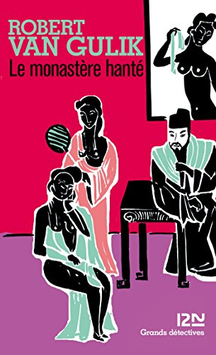 Le monastère hanté (Grands détectives t. 1633) (French Edition) by Robert VAN GULIK
