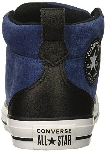 Blue Adulto black mason Street Mid Zapatillas 478 Deporte Unisex Ctas De white Converse Multicolor 0qPwSvH