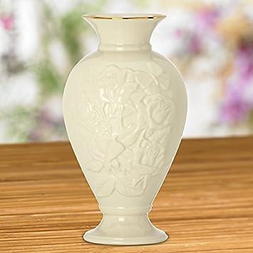 Amazon Lenox Classic Rose Medley Vase Home Kitchen