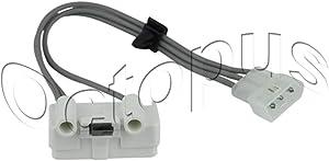 Door Switch Fits Roper Whirlpool replacement Dryer REX3614KW0 RGX4625EN0 3406105 AP6008560 3406104 WP3406105