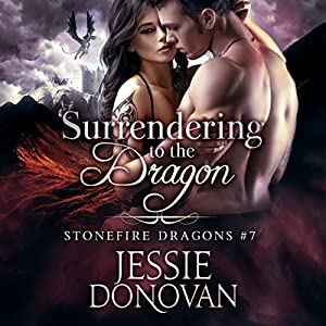 Surrendering to the Dragon Audiobook