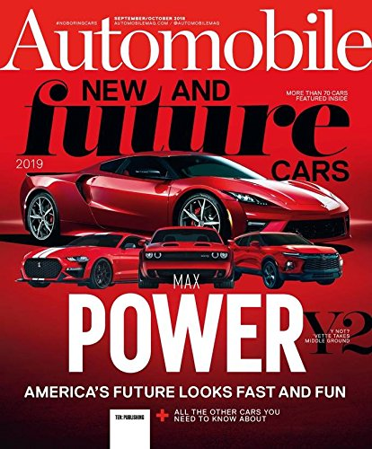 Magazines : Automobile