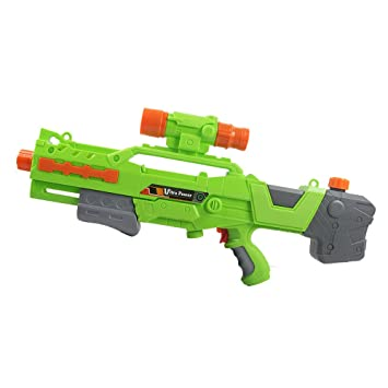 Water Guns, Blasters & Soakers Children High-pressure Water Gun Toys Large Capacity Long Range For Water Fight Swimming Pool Beach Party Toys Summer Toys