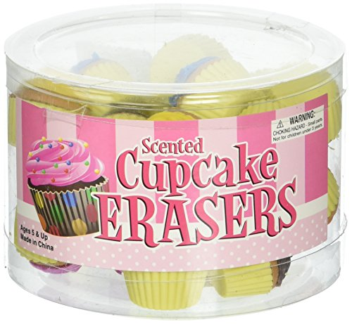 Tub Collection Exposed (Oasis Supply Scented Cupcake Erasers Toy (24 Piece))
