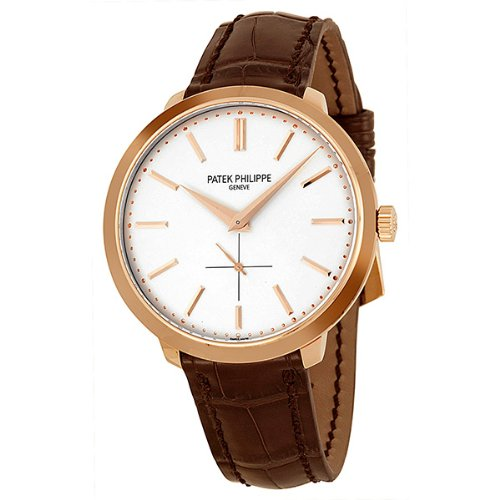Patek Philippe Calavatra Men's Watch - 5123R-001