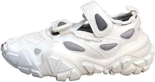 XiXia X Zapatillas Deportivas para Correr para Mujer Malla Absorbente de Aire Zapatillas de Deporte Ligeras y Transpirables para Caminar Gimnasio Zapatillas sin Cordones Transpirables: Amazon.es: Productos para mascotas