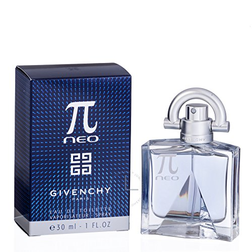 Givenchy Pi Neo Eau de Toilette Spray, 1 Fluid Ounce (Givenchy Pi Eau De Toilette Spray 30ml)