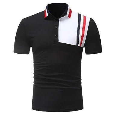Camisas De Polo Hombres Camisetas De O En con Esencial Cuello ...