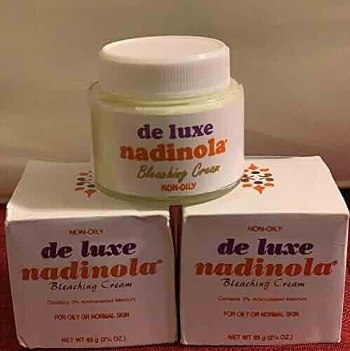 NADINOLA Skin Discoloration Fade Cream – Extra Strength Formula (2.25 ounces)