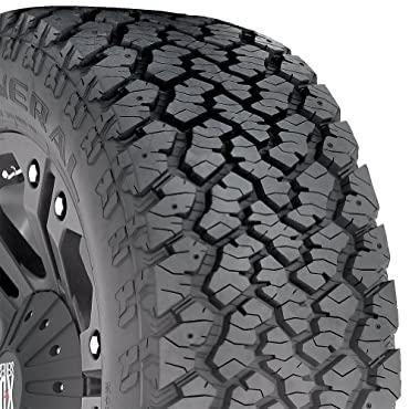 General Grabber AT2 Radial Tire 315/75R16 121Q