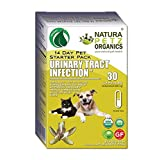 Natura Petz Organics Urinary Tract Infection Starter Pack for Dogs