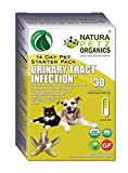 Natura Petz Organics Urinary Tract Infection Starter Pack for Dogs and Cats For Sale