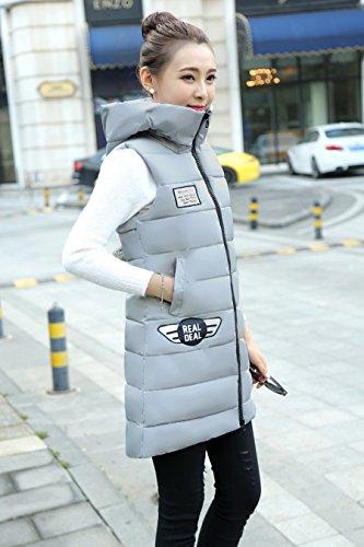 Sans Ru Manche Veste Xiang Femme Manteau q1pPWECw