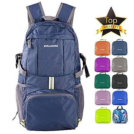 DVEDA 35L Lightweight Packable Backpack Waterproof...