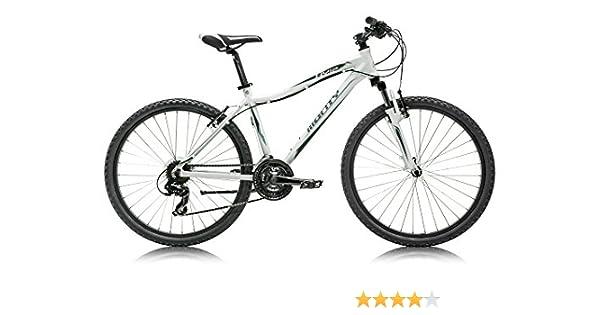 Monty KY12 Bicicleta de Montaña, Unisex Adulto, Blanco, XS: Amazon ...