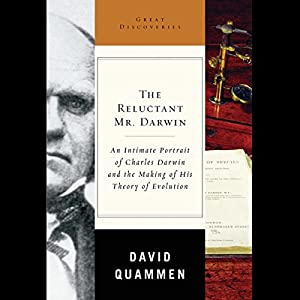 The Reluctant Mr. Darwin Audiobook