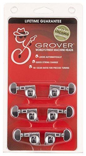 Grover 406C Rotomatic Mini 3 per Side Self Locking Machine
