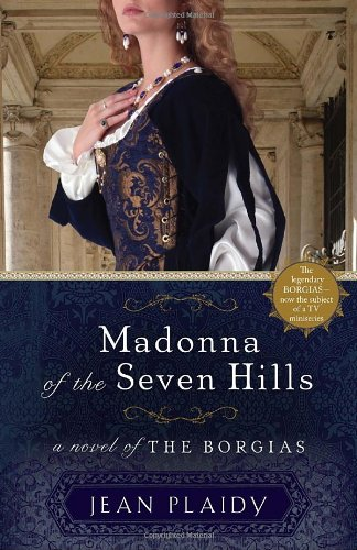 Book cover for Madonna of the Seven Hills