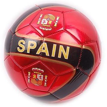 España, 8430373063623, balon grande de futbol españa.: Amazon.es ...