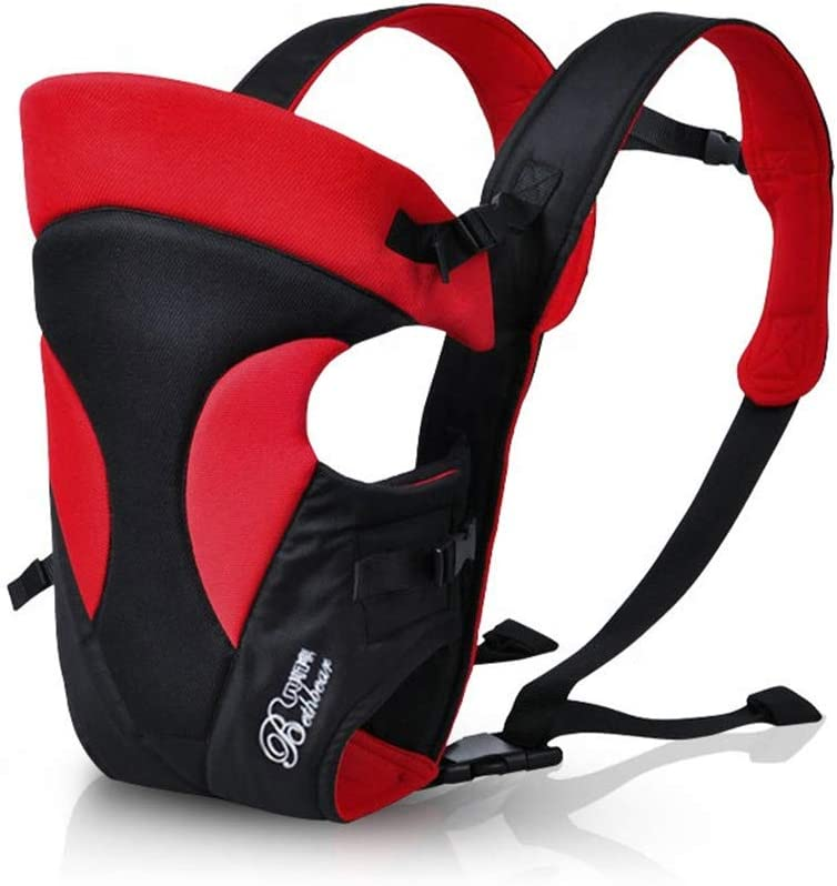 B00SX1E1DU QSEFT Classical Durable Born Baby Carrier Comfort Baby Sling Fashion Mummy Child Sling Wrap Bag Infant Carrier3-36Month 51A8tG5gzfL