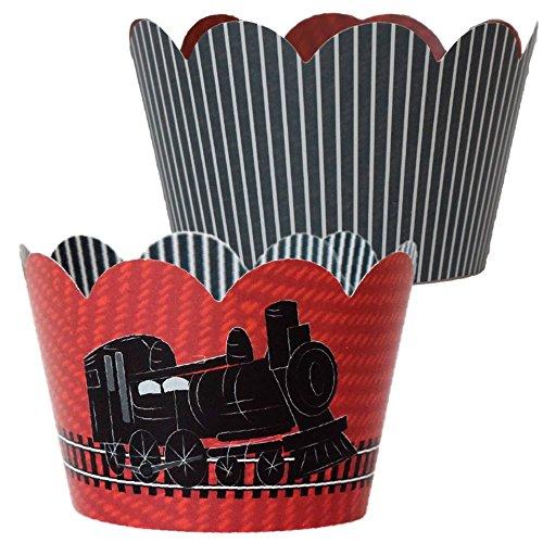 steam train party supplies - 6
