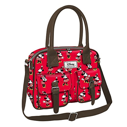 BORSA con Tracolla - Disney MINNIE Cheerf