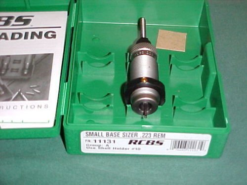 RCBS Small Base Sizer, .223 Rem