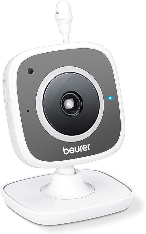 Beurer BY88 - Vigilabebés, compatible con App Carecam, color ...