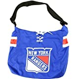 New York Rangers NHL Jersey Tote Purse by NHL