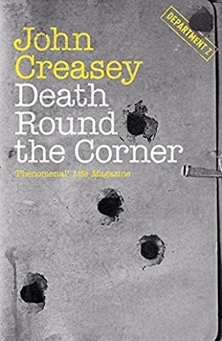 book cover of Death \'round the Corner