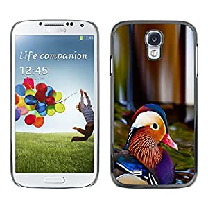 EJOY---Cubierta de la caja de protección la piel dura para el / Samsung Galaxy S4 / --Colorido Pato