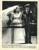 Historic Images - 1986 Press Photo Prince Andrew, The Duke of York, with His Bride Sarah Ferguson