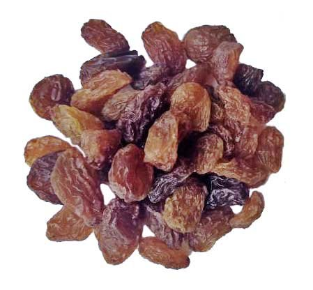 Indus Organic Turkish Sultana Raisins, 2 Lb Bag, Sulfite Free, No Added Sugar, Freshly Packed, Premium Grade