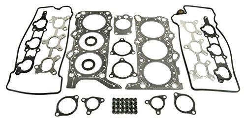 ITM Engine Components 09-11412 Cylinder Head Gasket Set for 2001-2006 Suzuki 2.7L V6, XL-7, Grand (Suzuki Cylinder Head)