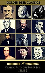 Classics Authors Super Set Serie 2 (Golden Deer Classics)