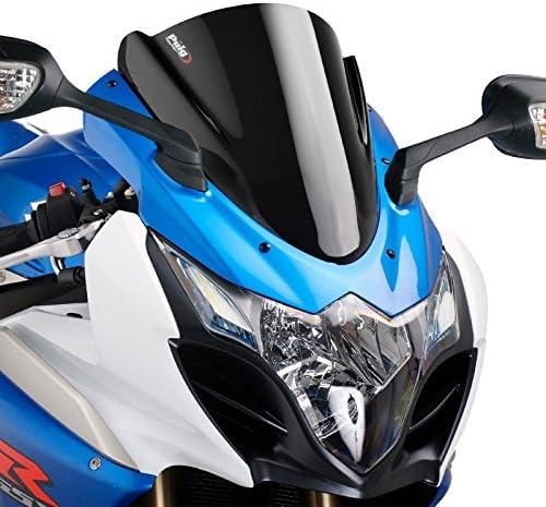 Puig 4933N Kuppel Racing Suzuki GSX-R1000 09-14 Schwarz