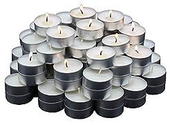 MontoPack Unscented Tealight Candles Bul...