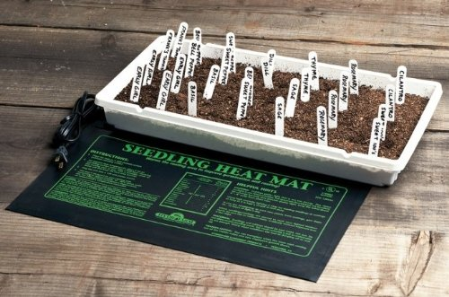 Seedling Heat Mat by Hydrofarm