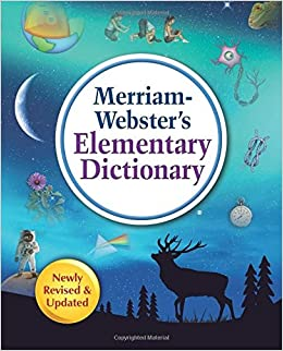 Merriam Websters Elementary Dictionary New Edition C 2019