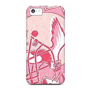 Abrahamcc Perfect Tpu Case For Iphone 5c/ Anti-scratch Protector Case (philadelphia Eagles)
