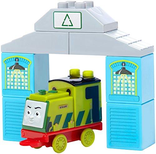 Mega Bloks Thomas & Friends Scruff Buildable Engine Toy Figure