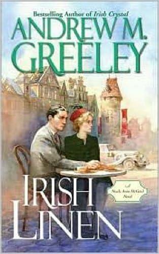 Book IRISH LINEN (Nuala Anne McGrail Novel)
